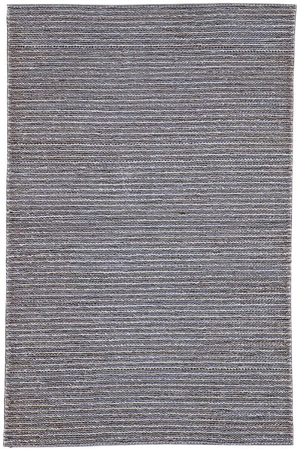 Gray (NLM-01) Natural Fiber Area Rug