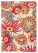 Product Image of Outdoor / Indoor Red, Beige, Orange (BLZ-02) Area Rug