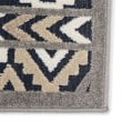 Product Image of Taupe, Gray (BLZ-05) Outdoor / Indoor Area Rug