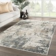 Product Image of Gray, Gold (CAI-02) Abstract Area Rug