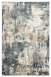 Product Image of Abstract Blue, Gray (CAI-03) Area Rug