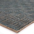 Product Image of Blue (NTB-04) Natural Fiber Area Rug