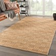 Product Image of Black (NTB-05) Natural Fiber Area Rug