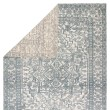 Product Image of Blue, Ivory (REI-04) Traditional / Oriental Area Rug