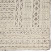 Product Image of White, Light Grey (REI07) Transitional Area Rug