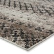 Product Image of Tan, Black (DAT-06) Moroccan Area Rug