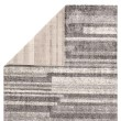Product Image of Grey (DAT-05) Striped Area Rug