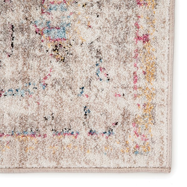 Grey, Yellow (OST-06) Vintage / Overdyed Area Rug