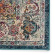 Product Image of Dark Turquoise (PRD-06) Bohemian Area Rug