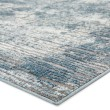 Product Image of Blue, Grey (TRS-03) Contemporary / Modern Area Rug