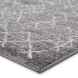 Product Image of Grey, White (VAL-05) Moroccan Area Rug