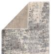 Product Image of Grey, Blue (LYR-01) Shag Area Rug