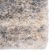 Product Image of Light Grey, Blue (LYR-03) Shag Area Rug