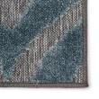 Product Image of Grey, Blue (UNA-05) Moroccan Area Rug