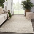 Product Image of Beige, Ivory (BRK02) Transitional Area Rug