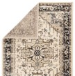 Product Image of Beige, Black, Brown (ELY05) Traditional / Oriental Area Rug