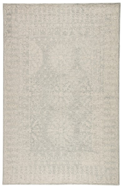 Grey, Beige (PRO01) Transitional Area Rug