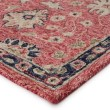 Product Image of Red, Beige, Navy (PRO04) Transitional Area Rug