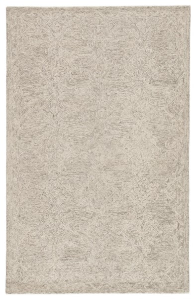 Grey, Beige (PRO05) Contemporary / Modern Area Rug