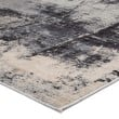 Product Image of Beige, Light Grey, Charcoal (VOR03) Abstract Area Rug
