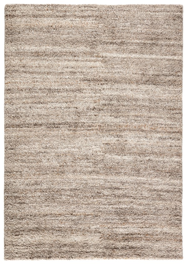 Grey, Ivory (KAS-03) Casual Area Rug