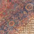Product Image of Orange, Blue (BOH04) Vintage / Overdyed Area Rug