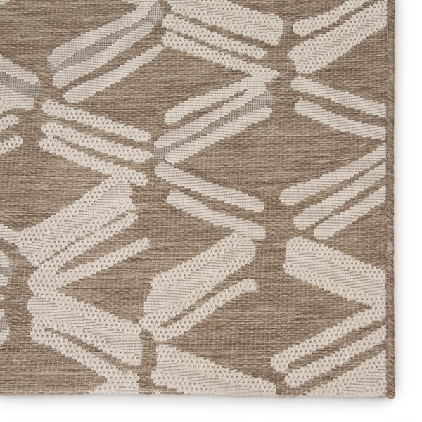 Beige, Cream (FSN-02) Outdoor / Indoor Area Rug