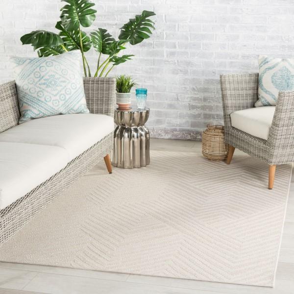 Cream (FSN-06) Outdoor / Indoor Area Rug