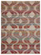 Product Image of Bohemian Red, Beige (RHN-02) Area Rug