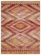 Product Image of Outdoor / Indoor Orange, Gold (RHN-06) Area Rug