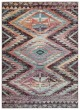 Product Image of Outdoor / Indoor Brown, Aqua, Pink (RHN-11) Area Rug