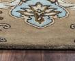 Product Image of Latte Damask Area Rug