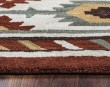 Product Image of Navajo Red, White, Sage, Brown Southwestern / Lodge Area Rug