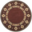 Product Image of Red, Rust, Gray, Beige Southwestern / Lodge Area Rug