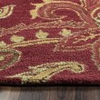 Product Image of Red, Gold, Slate, Gray Traditional / Oriental Area Rug