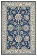 Product Image of Navy, Ivory, Tan, Brown Traditional / Oriental Area Rug