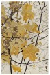 Product Image of Beige, Dark Gold, Brown, Dark Brown Floral / Botanical Area Rug