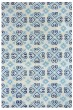 Product Image of Ivory, Light Blue, Indigo Transitional Area Rug