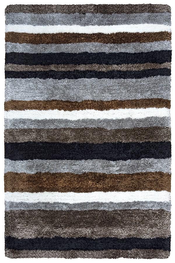 Gray (CO-8371) Shag Area Rug