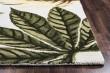 Product Image of Sage, Ivory Floral / Botanical Area Rug