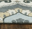 Product Image of Beige, Gray, Light Blue Transitional Area Rug