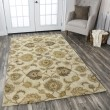 Product Image of Tan, Gold, Sage, Brown Traditional / Oriental Area Rug
