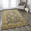 Product Image of Brown, Ivory, Beige, Tan Traditional / Oriental Area Rug