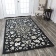 Product Image of Black, Light Gray, Brown, Blue Traditional / Oriental Area Rug