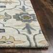 Product Image of Taupe, Beige, Blue, Brown Traditional / Oriental Area Rug