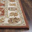 Product Image of Rust, Blue, Khaki Traditional / Oriental Area Rug