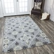 Product Image of Blue, Tan, Gray Moroccan Area Rug