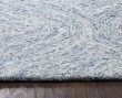 Product Image of Blue, Ivory Moroccan Area Rug