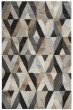 Product Image of Gray, Natural Contemporary / Modern Area Rug