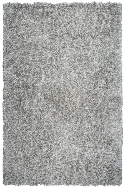 Light Gray (341) Shag Area Rug